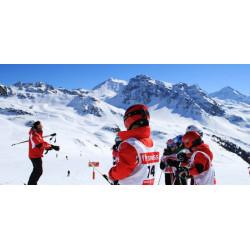 Cours de Ski St-Luc