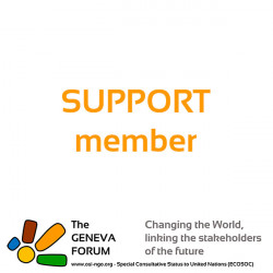 GENEVA FORUM SUPPORT member