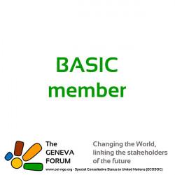 BASIC member of the GENEVA FORUM