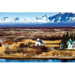 Arrivee Islande