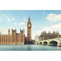 Arrivée Londres