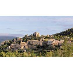 Arrivee Montbrun-les-Bains