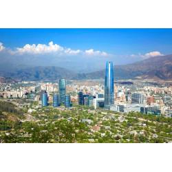 Arrivée Chili - semaine 1