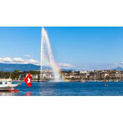 Arrivée Genève