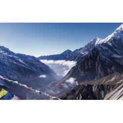 Magnifiques photos de la vallée du Langtang